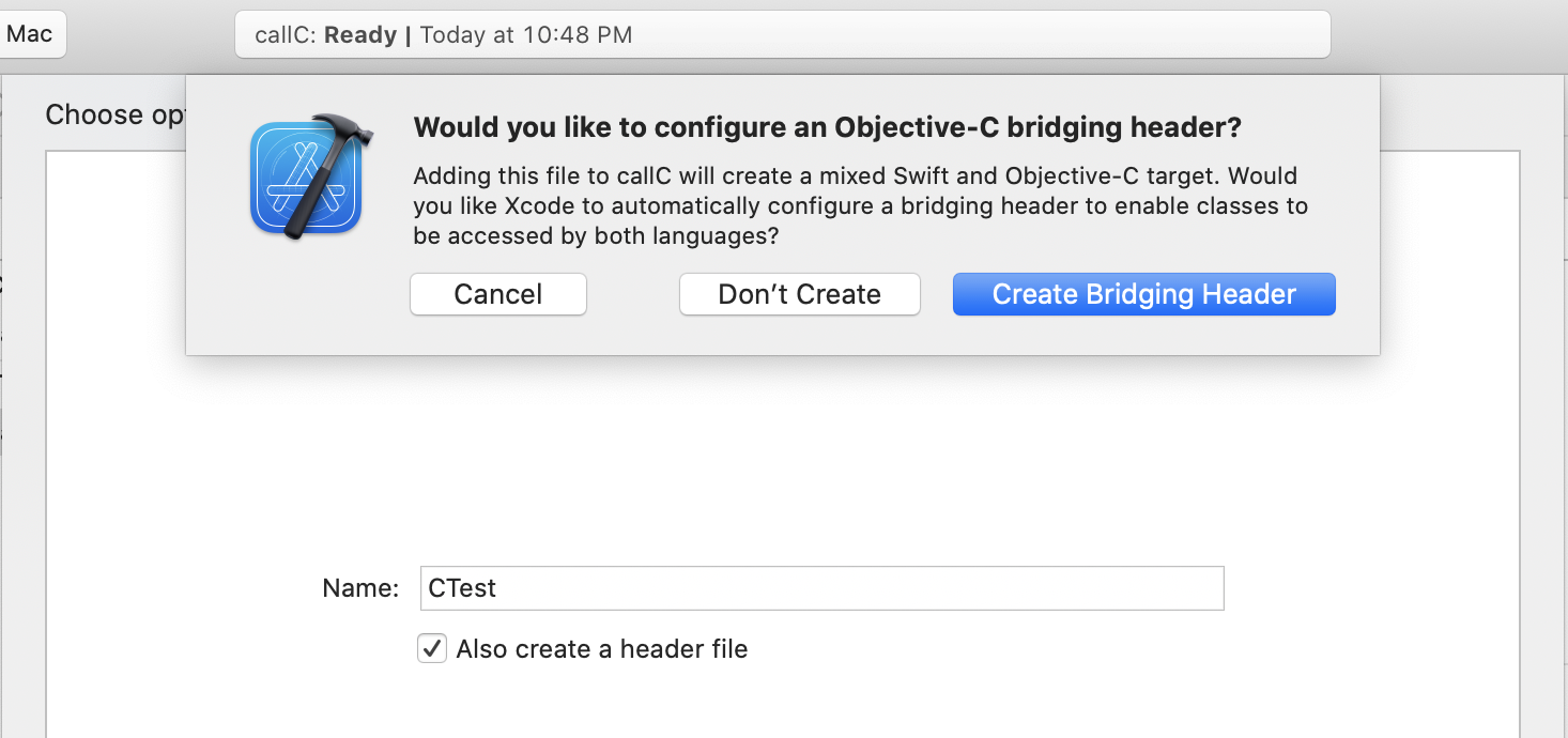 iOS开发 - 在 Swift 中去调用 C/C++ 代码